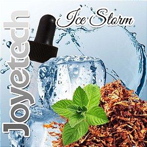 Líquido Joyetech® Ice Storm (Tabaco + Menta)