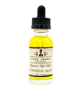 Líquido Bowden's Mate - Five Pawns ®