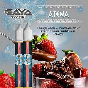 Liquido Atena (Chocolate com Morango) | GAYA Gourmet