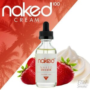 Líquido Naked Unicorn - Cream - Naked 100