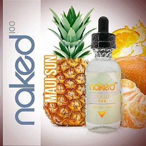 Líquido Maui Sun - Naked 100