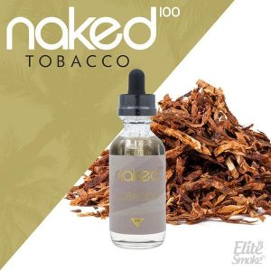 Líquido Euro Gold - Tobacco - Naked 100