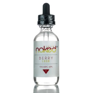 Líquido Berry Lush (Cream) - Naked 100