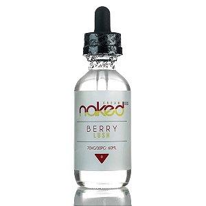 Líquido Berry Lush (Cream) - Naked 100