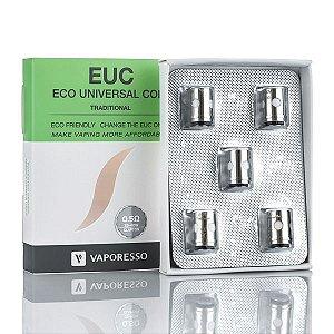 Bobina Coil Reposição (Resistência) Tarot Nano / Veco PLUS - EUC - Atomizador VECO - Cerâmica / Tradicional - Vaporesso