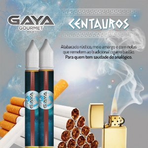 Líquido Centauros (Tabaco) | GAYA Gourmet