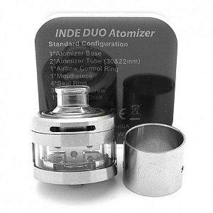 Atomizador Inde Duo RDA - Wismec