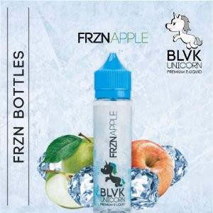 Líquido Frzn Apple - FRZN Series - BLVK Unicorn
