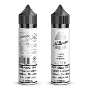 Líquido Smooth - Heritage Tobacco - The Milkman eLiquid