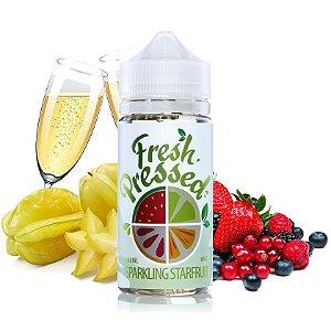 Líquido Sparkling Starfruit - Fresh Pressed