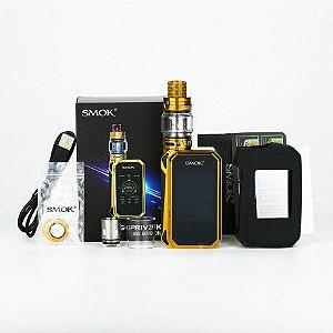 Kit G PRIV 2 230W Luxe Edition c/ Atomizador TFV12 Prince - Smok™
