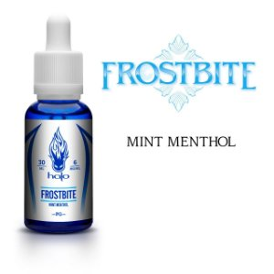 Líquido Frostbite (Mint Menthol) - White Series - Halo Cigs