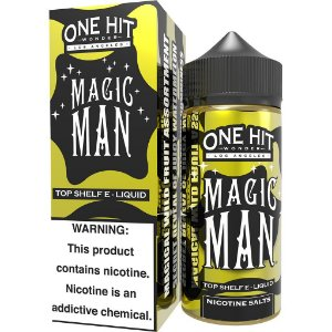 Líquido Magic Man™ - One Hit Wonder e-Liquid
