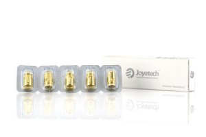 Bobina Coil Reposição (Resistência) Atomizador Exceed | Exceed Edge | D19 | D22C / D22  / Cuboid Lite - EX - Joyetech®