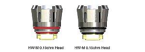 Bobina Coil Reposição (Resistência) Atomizador Ello / iJust 3 - HW-N / HW-M - Eleaf™