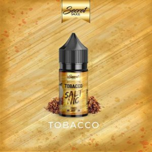 Líquido Tobacco - Salt Nic - Secret Sauce