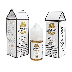 Líquido - SaltNic / Salt Nicotine - The Milkman