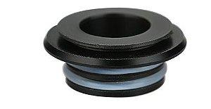 Adaptador Drip Tip 510 de Acrilico p/ TFV8