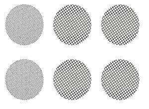 Conjunto c/ 6 Telas p/ Vaporizador Crafty - Storz & Bickel