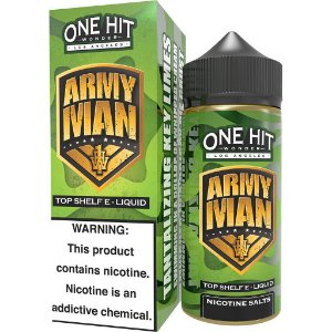 Líquido Army Man™ - TruNic 2.0  - One Hit Wonder e-Liquid