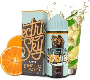 Líquido Kinetic Cooler 100 mL - Electric Sky Co