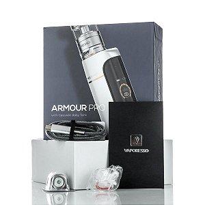 Kit Armour Pro 100W TC C/ Atomizador Cascade Baby - Vaporesso