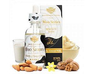 Líquido Vanilla Almond Milk - Moo Séries - KILO