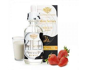 Líquido Strawberry Milk - Moo Séries - KILO