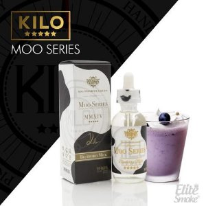 Líquido Blueberry Milk - Moo Séries - KILO