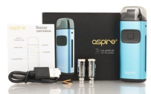POD System Breeze AIO 650mAh - Aspire™