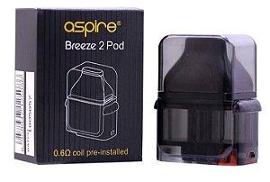 Pod (Cartucho) de reposição p/ Breeze 2 - Aspire™