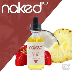 Líquido Lava Flow - FRUIT - Naked 100