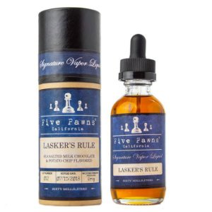 Líquido Lasker's Rule - Blue - Five Pawns ®