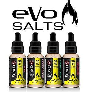 Líquido eVo - 35mg - SaltNic / Salt Nicotine - eVo
