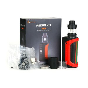 Kit Aegis 100W TC C/ Atomizador Shield Tank - GeekVape