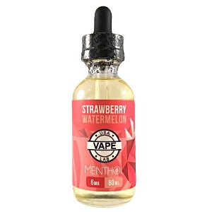 Líquido Strawberry Watermelon - Menthol - Usa Vape Lab