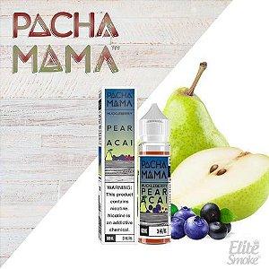 Líquido Huckleberry Pear Açai - Pachamama