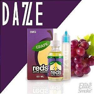 Líquido Grape - Reds Apple Ejuice - 7 DAZE