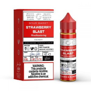Líquido Strawberry Gummy - Basix Series - GLAS