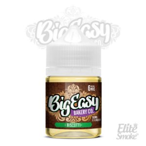 Líquido Biscotti - Big Easy
