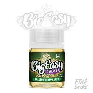 Líquido Grasshopper Macaron - Big Easy Bakery