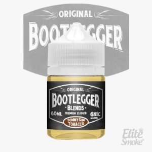 Líquido Tommy Gun Tobacco - Bootlegger Blends
