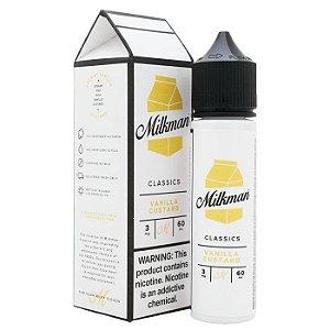 Liquido Vanilla Custard - The MilkMan eLiquid