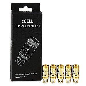 Bobina Coil (Resistência) CCELL p/ Target Pro - VAPORESSO