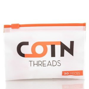Algodão (Cotton) Orgânico Pré-Construído 20 UN - COTN Threads