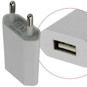 Adaptador mas cabo USB 110/220v
