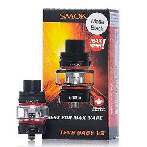 Atomizador TFV8 Baby V2 (Sub-Ohm) – Smok