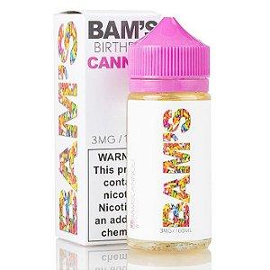 Líquido Birthday Cannoli - Bam Bam's Cannoli