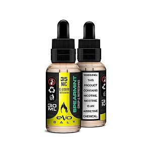 Líquido Spearmint - SaltNic / Salt Nicotine - eVo
