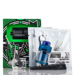 Atomizador Serpent Elevate 24mm RTA - Wotofo